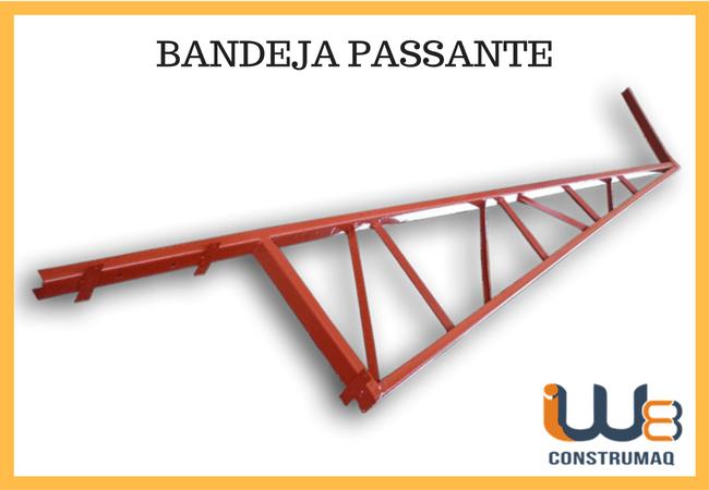 BANDEJA PASSANTE