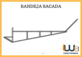 BANDEJA SACADA
