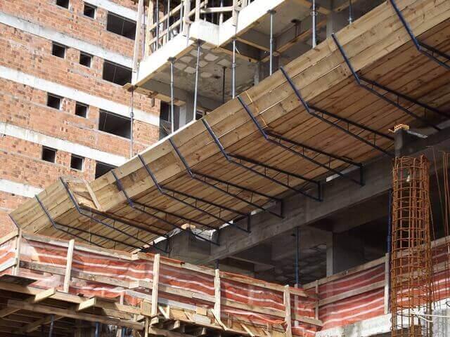 Bandeja de Construção